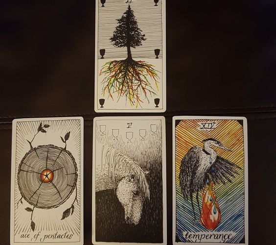 Tarot Cards & Oracle Cards