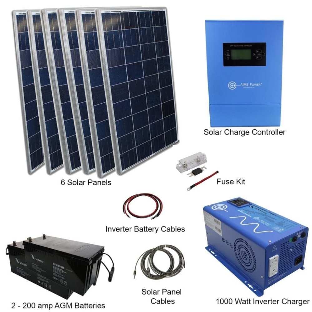 medium resolution of 720 watt solar with 1000 watt power