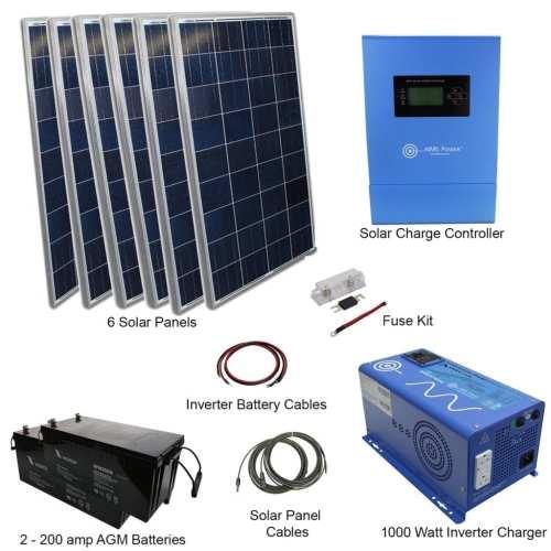 small resolution of 720 watt solar with 1000 watt power