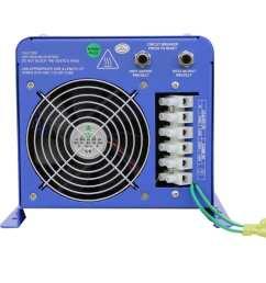 6000 watt pure sine inverter charger 24 vdc to 120 240 vac wiring 240v ac split [ 1000 x 1000 Pixel ]