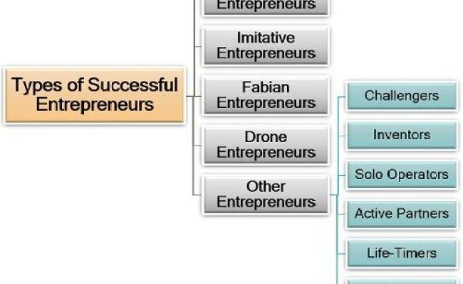 What Makes A Successful Entrepreneur Definition