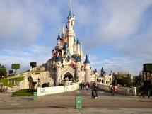 Disneyland Paris Rode Space Mountain Ten Times