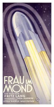 Fritz Lang's Frau im Mond (1929)