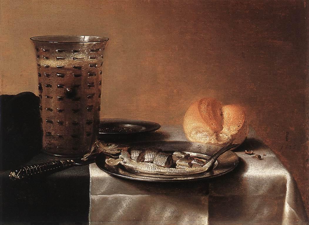 Pieter Claesz - 17th Century