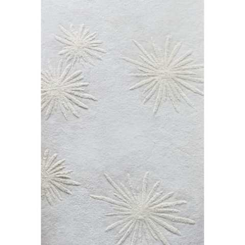 The Invisible Collection White Sun Rug Damien Langlois-Meurinne