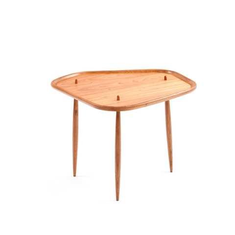 The Invisible Collection Arquipelago Side Table Etel Arthur Casas