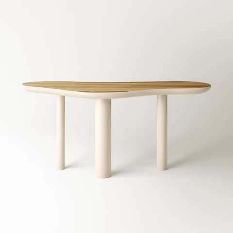 The Invisible Collection Smooth Wave Console Damien Langlois-Meurinne