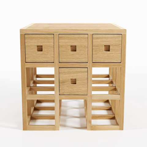 TheInvisibleCollection AriaBedsideTable RDAI