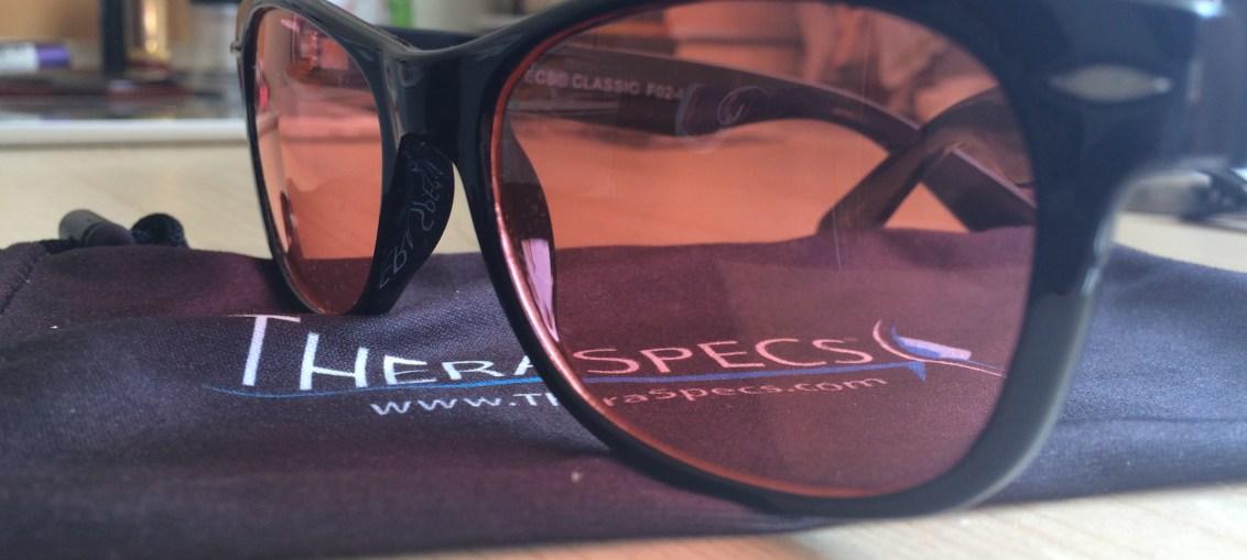 3dfd23ea43 Review  TheraSpecs eyewear for light sensitivity   migraines ...