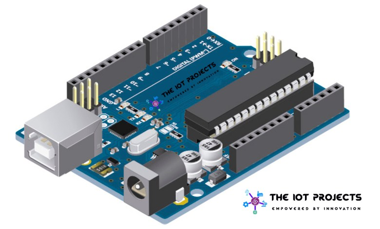 Getting Started With Arduino Uno R3 board