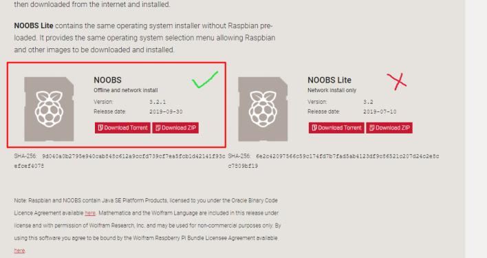Raspberry Pi Download