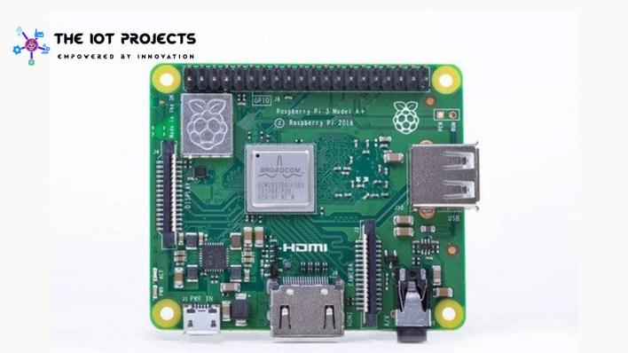 Raspberry Pi hardware components