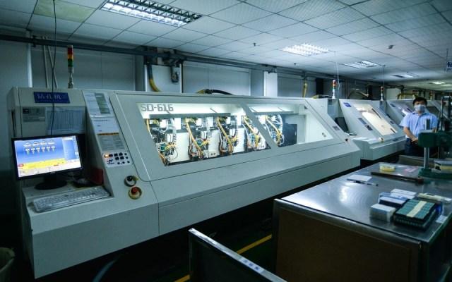 PCB Drill Machine