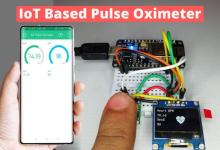 IoT Based Pulse Oximeter Using ESP8266 & Blynk