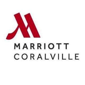 To Zak Kimble and the Coralville Marriott that provided us the amazing room on what turned out to be a busy weekend for the hotel. The entire staff was as professional and helpful as we've ever encountered.  https://twitter.com/MHCoralville