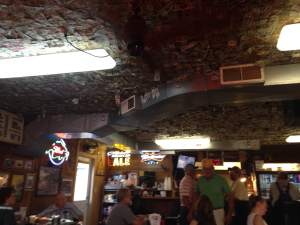 I can see my dollar bills from here! Dollar bills from my first visit in the 80's to the modern day Team Goodvin. The best savings account in Johnson County! https://www.facebook.com/Baxas-Sutliff-Store-And-Tavern-266121951280/timeline/