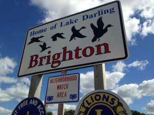 Just down the road is the town of Brighton, IA and home to Whoopie Days! Make your camping reservations at the lake and get your Whoopie going all weekend long. http://www.brightoniowachamber.com/whoopee-days.html