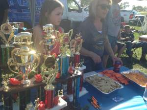 The teams were focused on serving up their heart in soul in a bowl. All with their proud trophies gleaming in the Fort Dodge sunshine.
