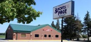 The Cubs and Cardinals game is on and where else would you go to get a great meal during a time like this? Sports Page Bar & Grill was bringing the heat all day long on a busy Saturday full of sporting events. https://www.facebook.com/SportsPageFD?fref=ts http://www.sportspagefd.com/