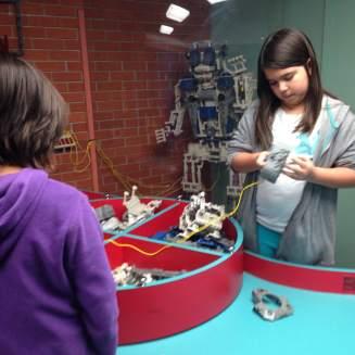 Robot construction! Shouldn't robots be doing that?