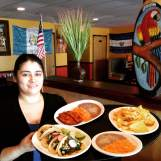 Meet Maribel. The hard working owner of El Taquito. She'd proud of her restaurant and you can tell when you eat her food.