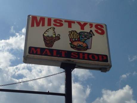 Misty's Malt Shop 106 Main Street, Keosau