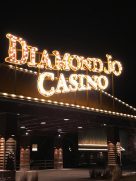 Diamond Jo Casino in Northwood, Iowa.