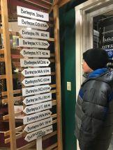 The complete list of Burlington's in North America!