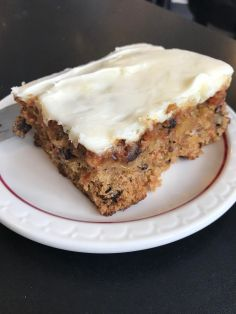 Hummingbird Cake in Burlington, Iowa