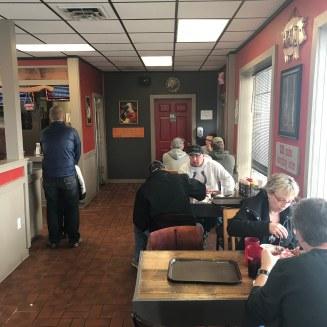 Moo's BBQ in Newton, Iowa