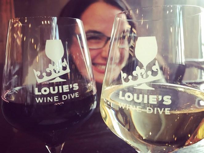 Louie's Wine Dive-Coralville