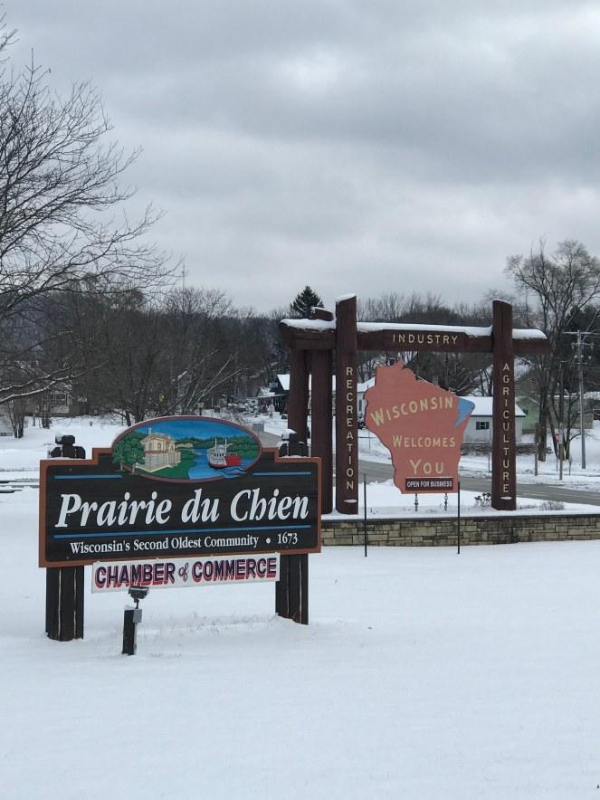 Prairie du Chein, Wisconsin