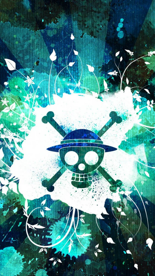 Use live and dynamic wallpapers to add some motion to your phone. One Piece Logo - The iPhone Wallpapers