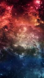 space fantasy iphone wallpapers background stars hd nebula creative galaxy