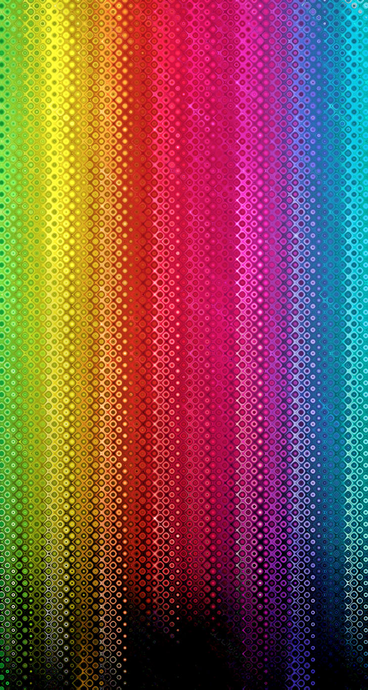 Cute Wallpapers Text Rainbow Screen The Iphone Wallpapers