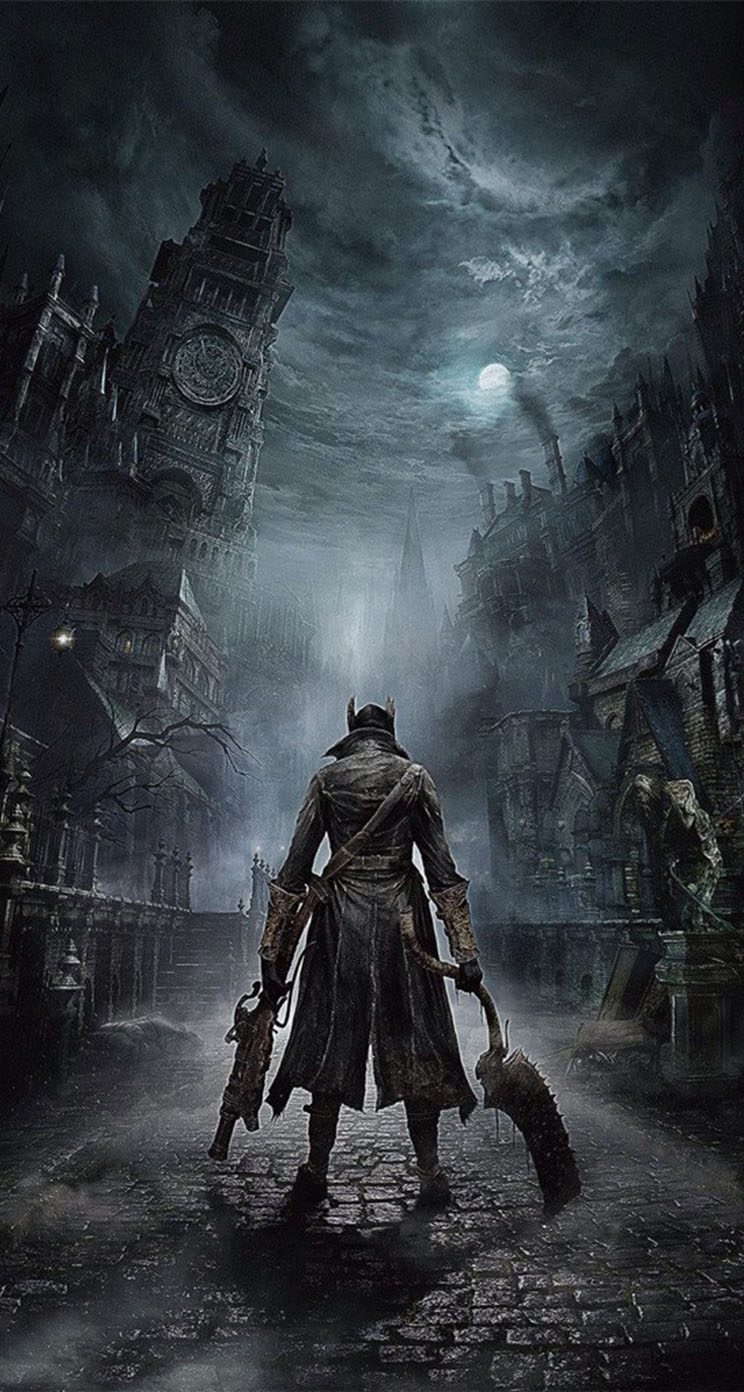Uncharted Iphone Wallpaper Bloodborne The Iphone Wallpapers