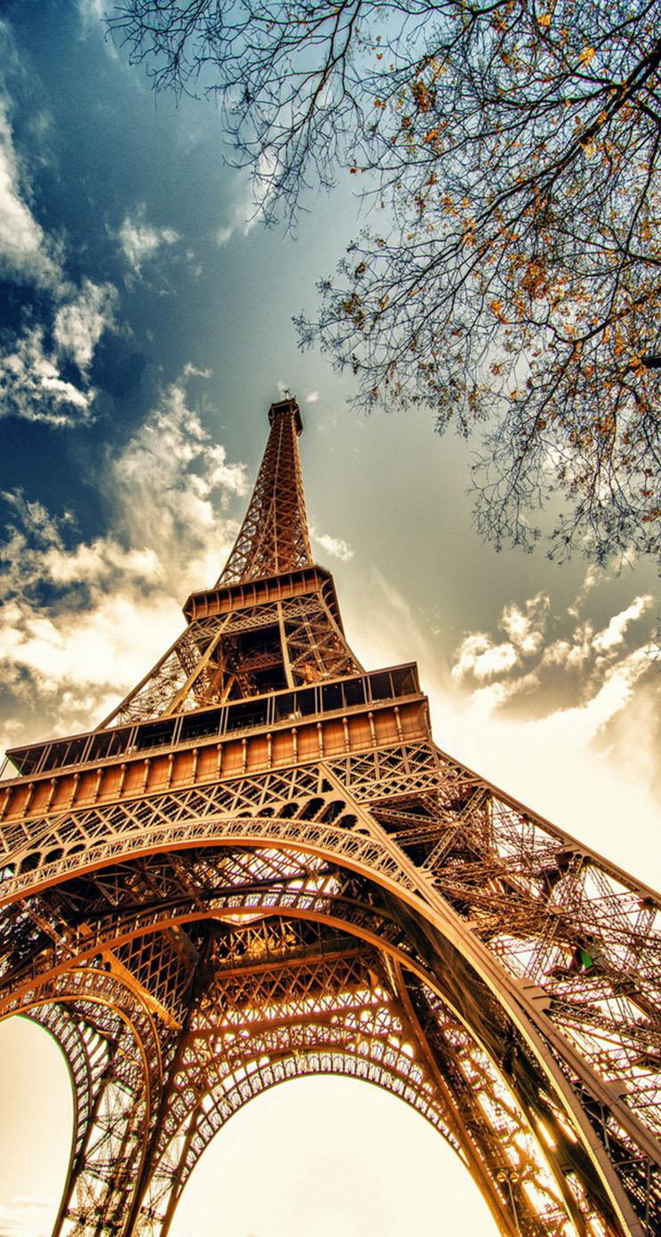 Paris Wallpaper Iphone 6 Wallpapersimages Org