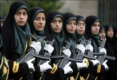 Image result for Iran's female bodyguards