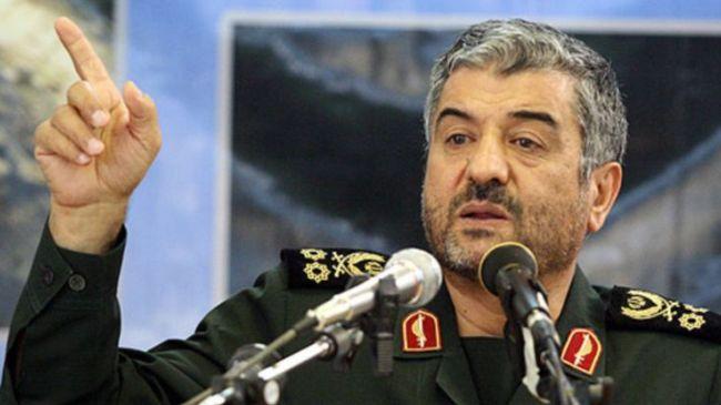Image result for Iran's Islamic Revolution Guards Corps, Major General Mohammad Ali Jafari,, photos