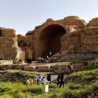Sassanid archaeological landscape inscribed on UNESCO World Heritage list; The Iran Project