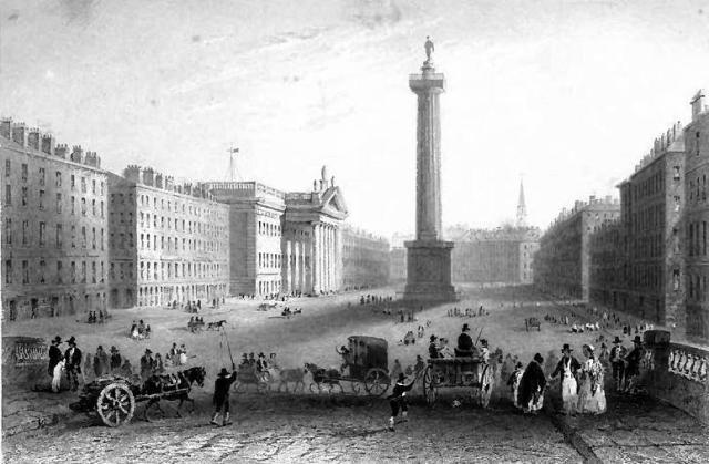 Sackville_St_Dublin_1842