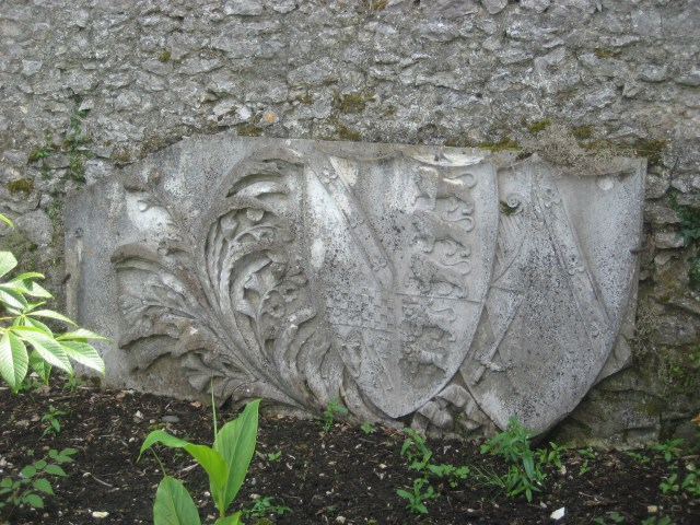 coat of arms from Ballyscullion