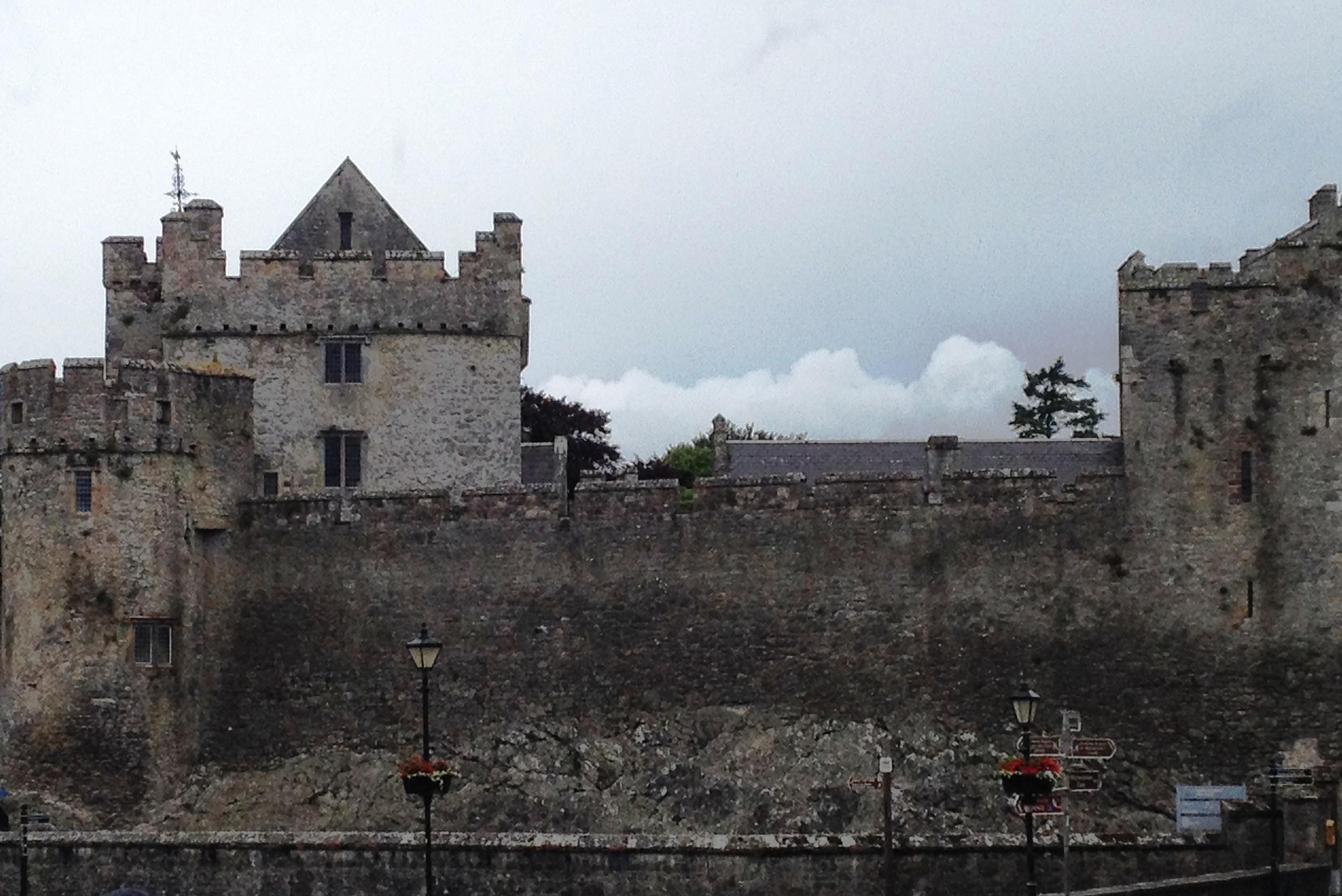 CAHIR-CASTLE - home at first