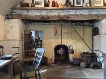 Old Irish Cottage Interior