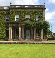 English Country Estates and Manor Houses