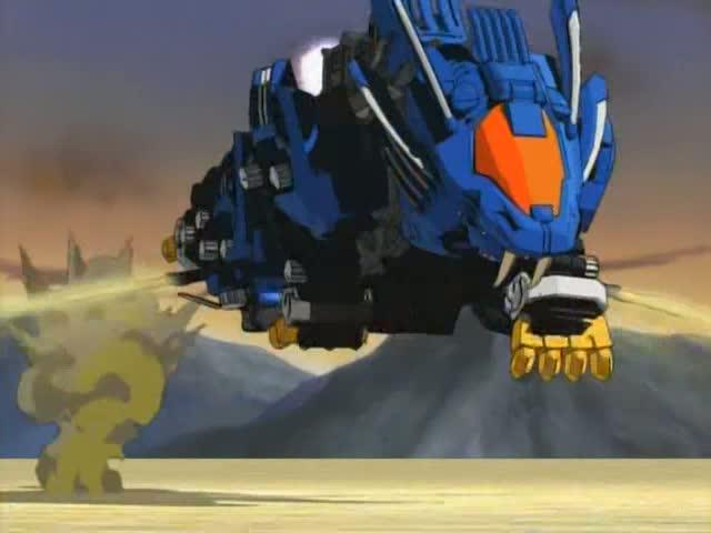 Image result for zoids the blade liger