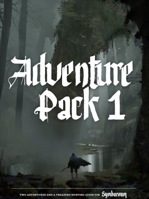 Symbaroum Adventure Pack 1 cover