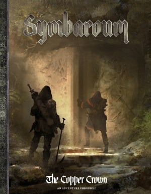 Symbaroum The Copper Crown cover