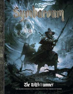 Symbaroum Karvosti The Witch Hammer cover