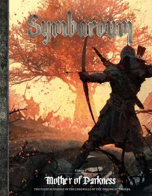 Symbaroum Symbar Mother of Darkness cover